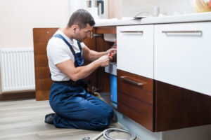Modern plumbing techniques  to save time